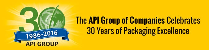 The API Group of Companies Celebrates 30 Years of Packaging Excellence